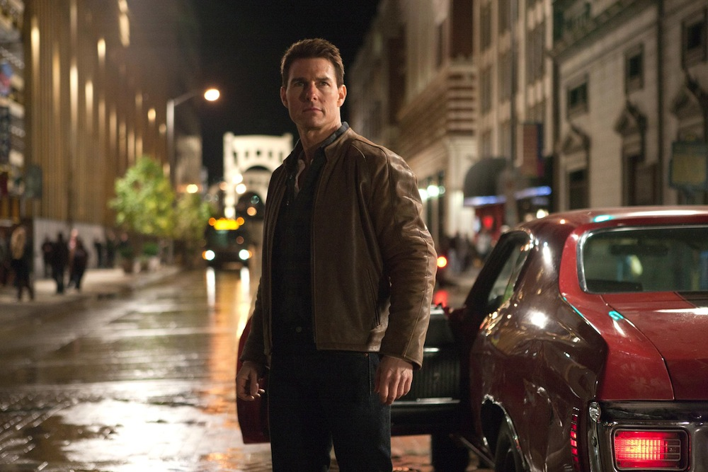 jack reacher pittsburgh