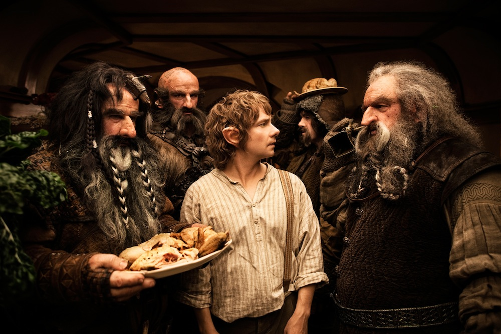 the hobbit movie bilbo house