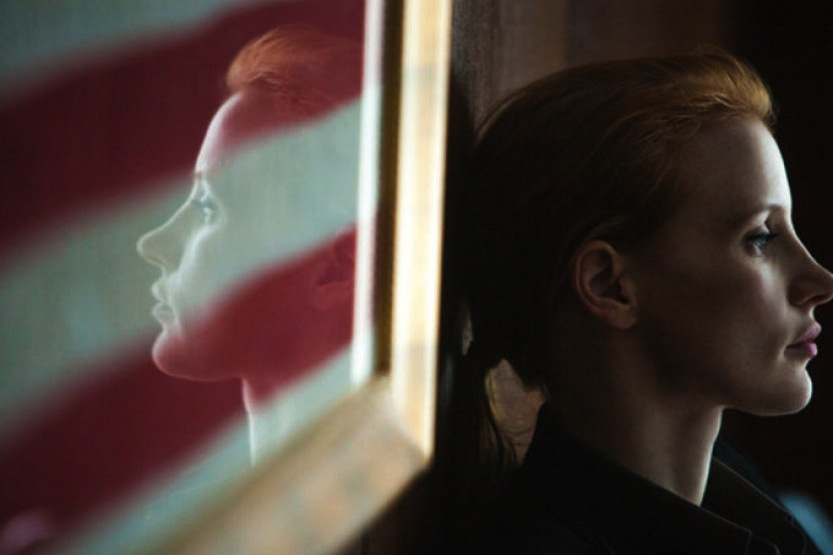 chastain flag zero dark thirty