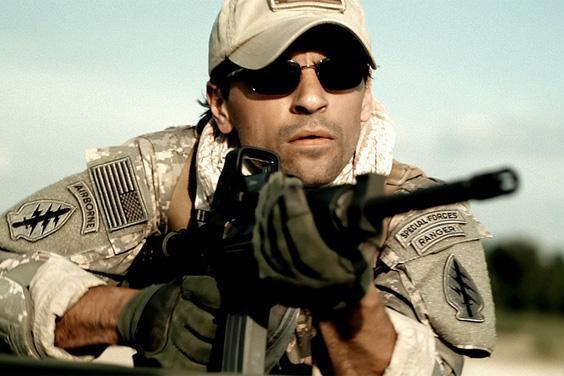 A Ranger taking aim.