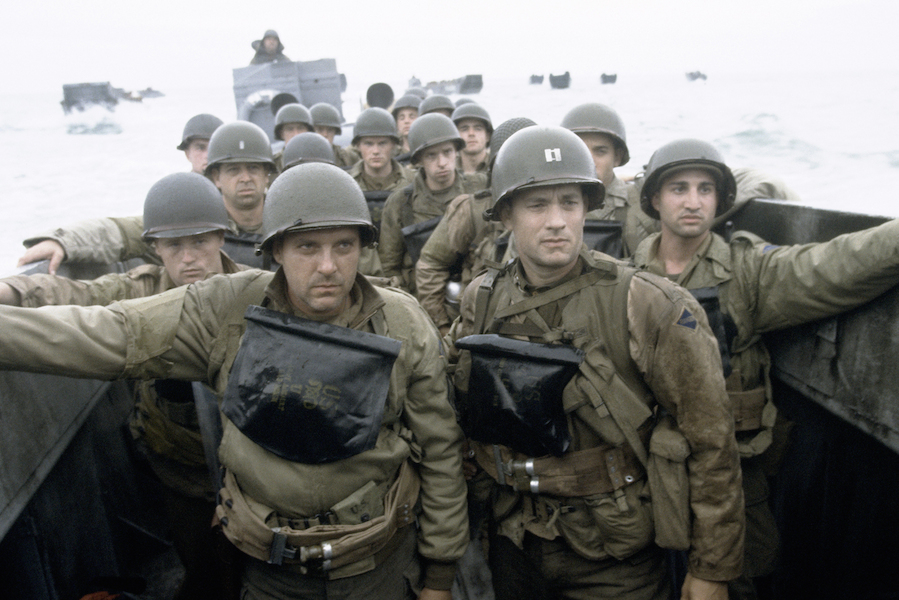 saving private ryan d day