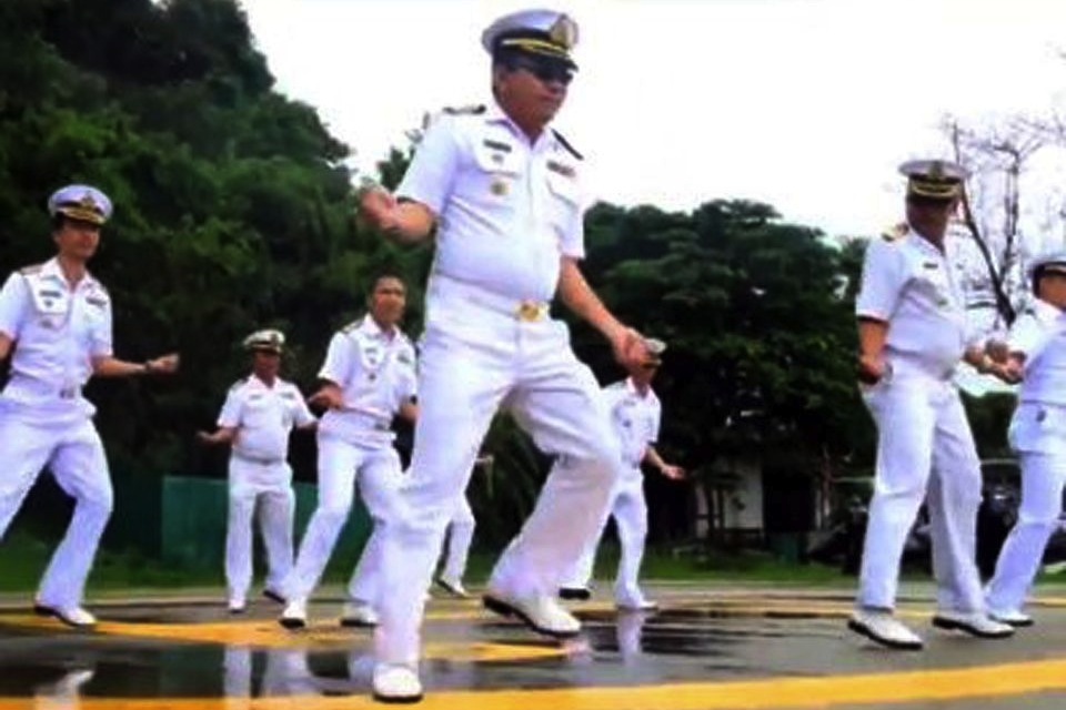 thai navy gangnam