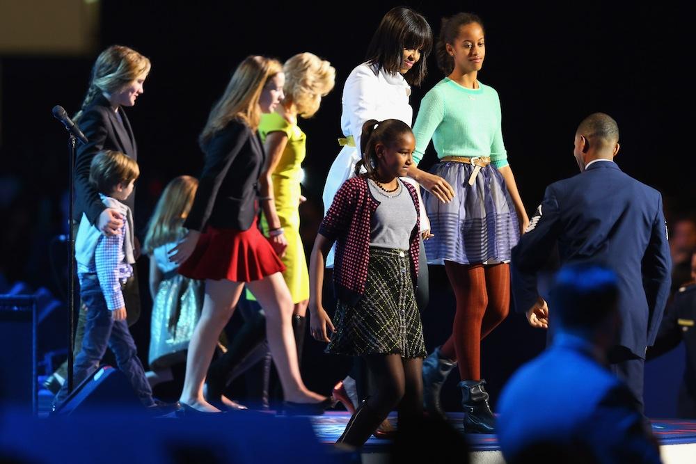kids inaugural concert