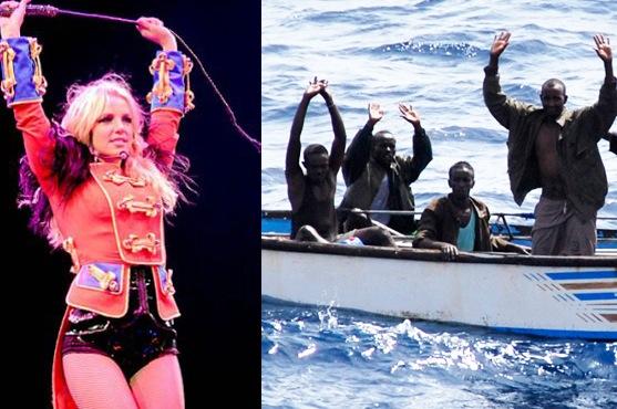 britney somali pirates