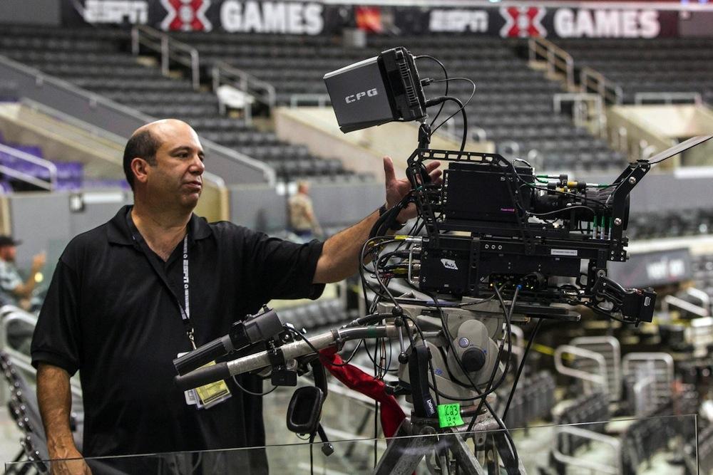 3D TV camera