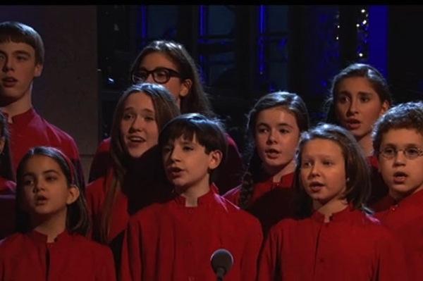snl childrens choir