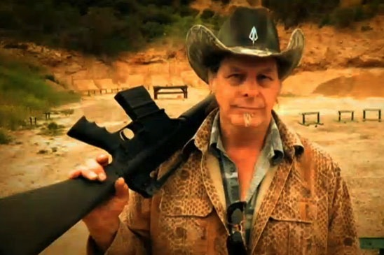 ted nugent discovery channel