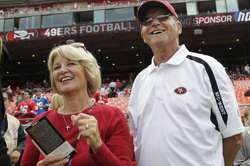 harbaugh parents