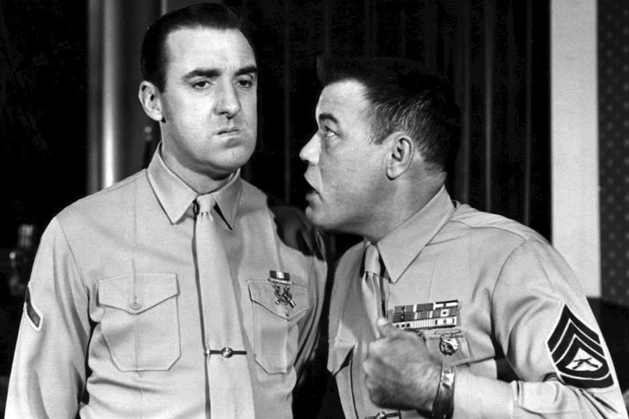 gomer pyle marries