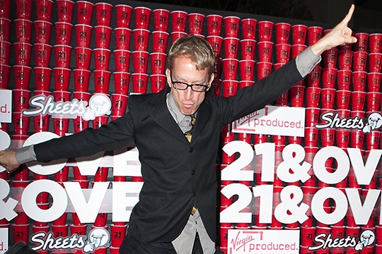 Andy dick chicago june