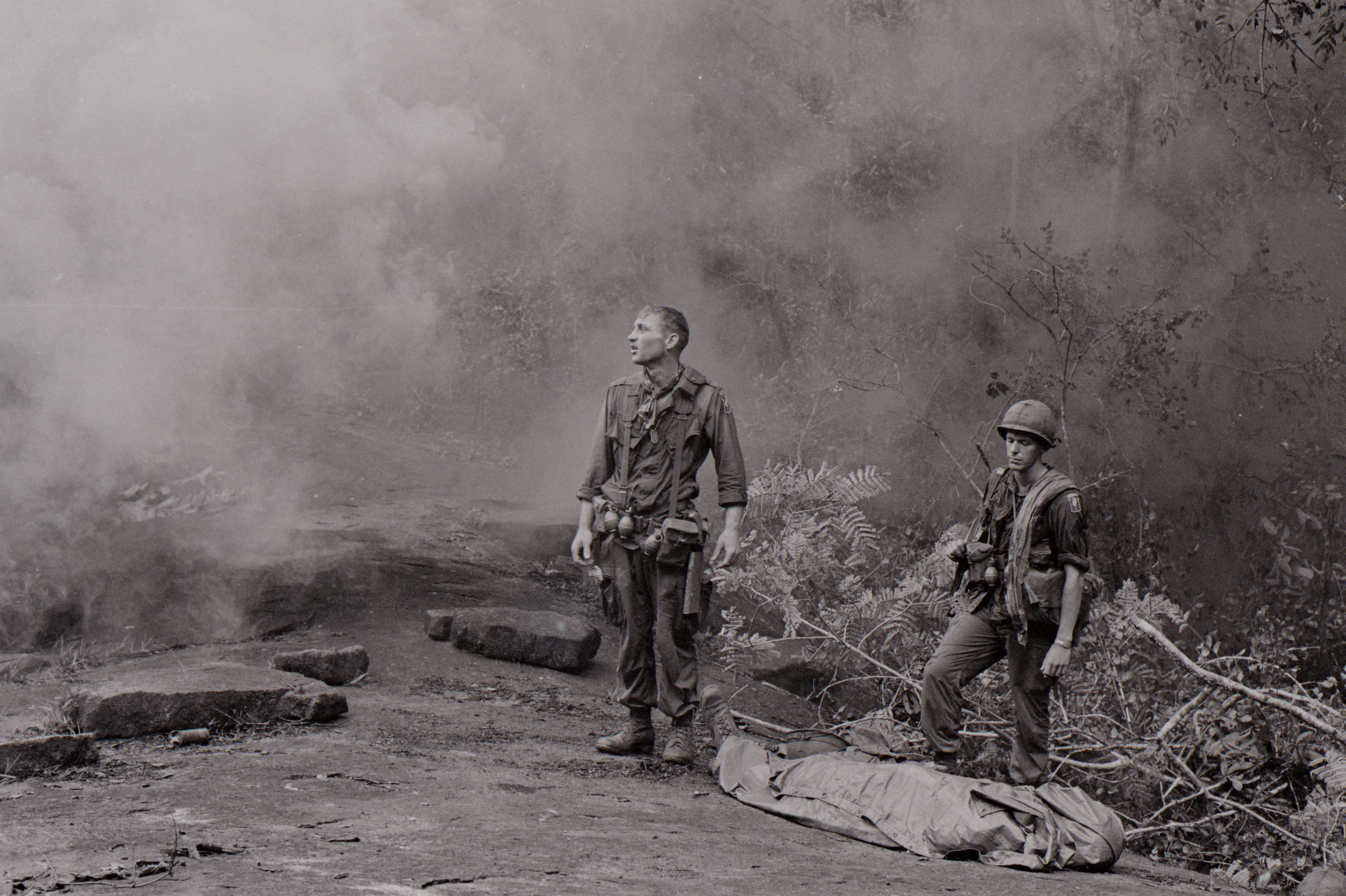 ken burns interview image vietnam war
