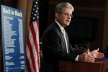 US Senator Tom Coburn