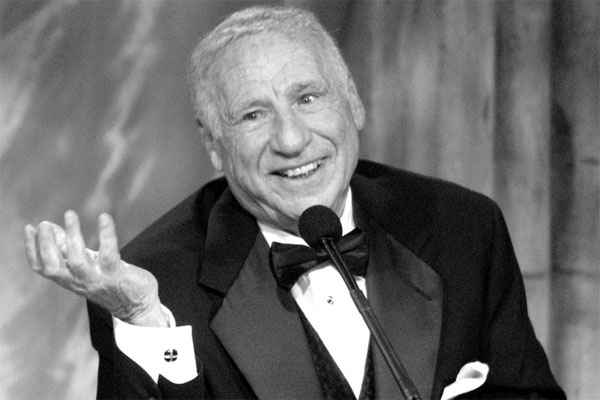 mel brooks on donald trump