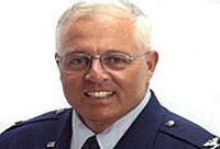 Retired Air Force Col. Robert Freniere