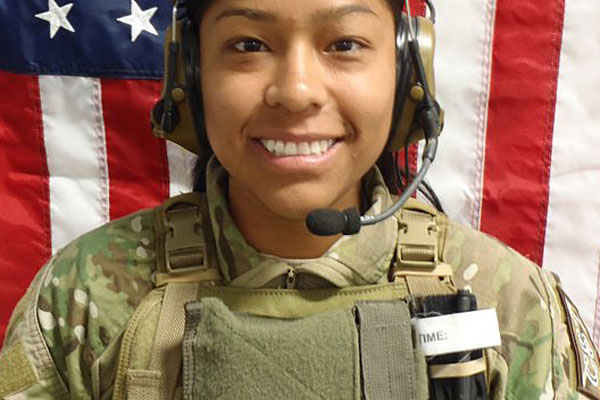 Army Capt. Jennifer Moreno, 25, of San Diego was killed in Afghanistan by a roadside bomb during combat operations with U.S. Army Rangers.