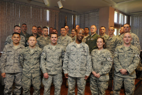 Over 8 000 Promoted To Air Force Tech Sergeant Military Com