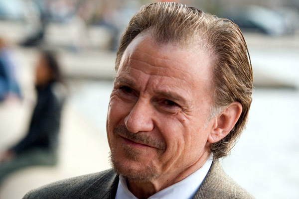 famous veteran  harvey keitel