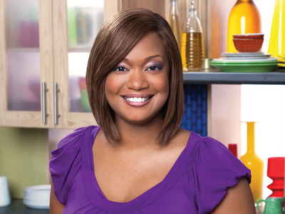 Sunny Anderson, Food Network host and Air Force veteran