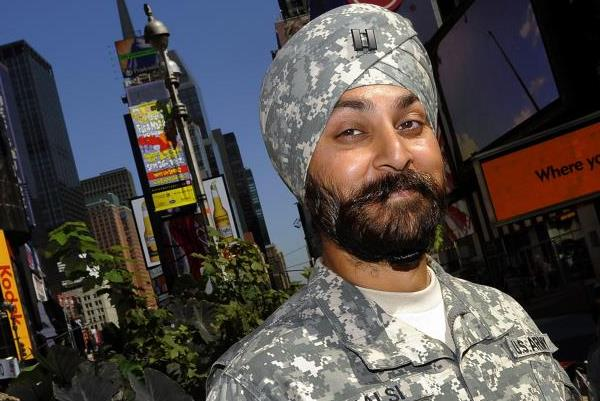 Why Are Only Three Observant Sikh Men Serving In The U.S. Military ...