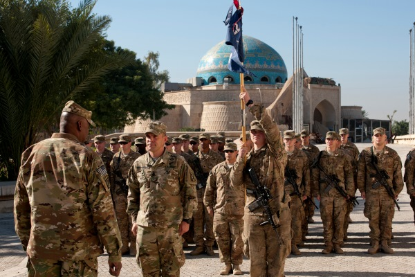 War in iraq?