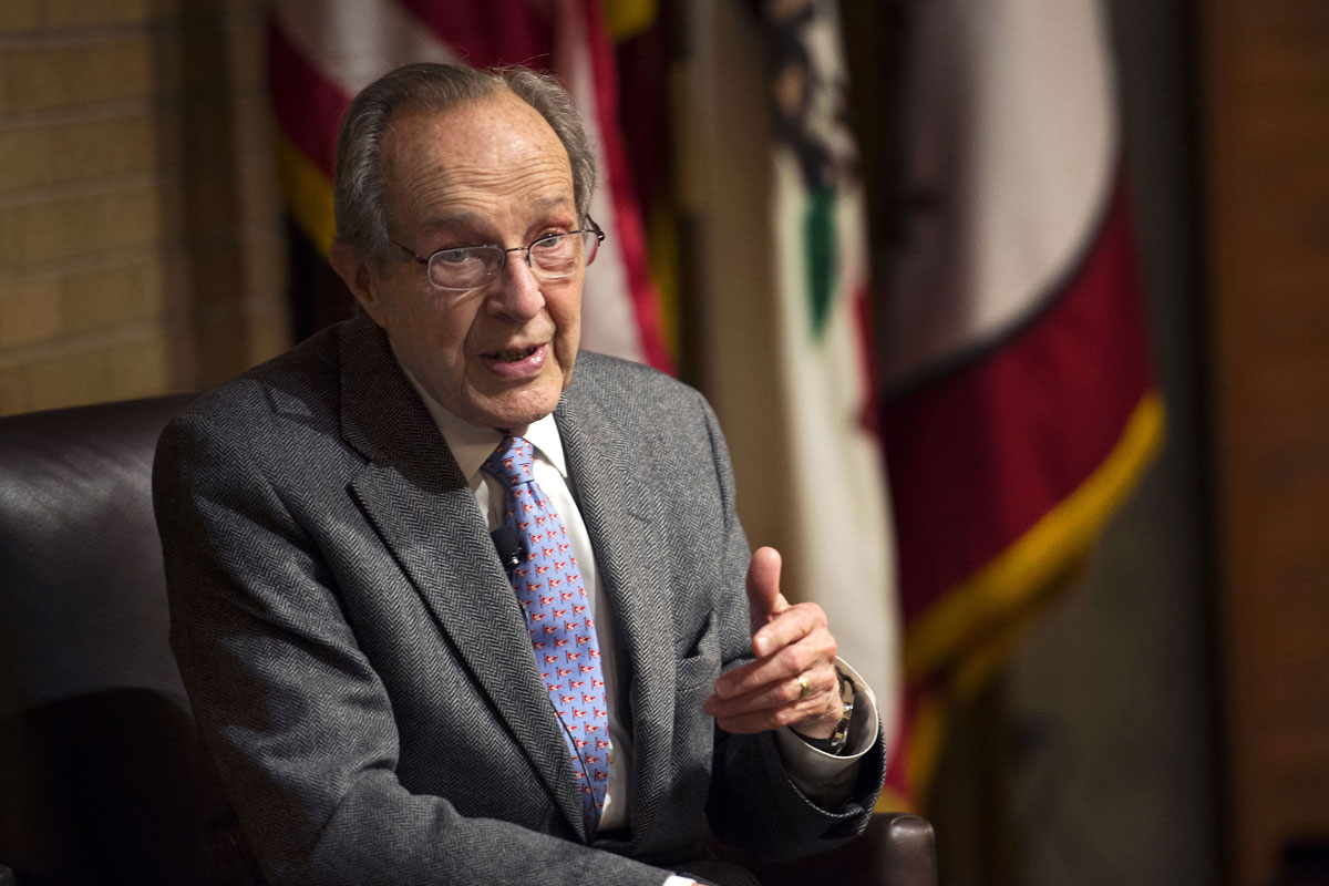 Crusading Former Pentagon Chief Nuclear Dangers Are