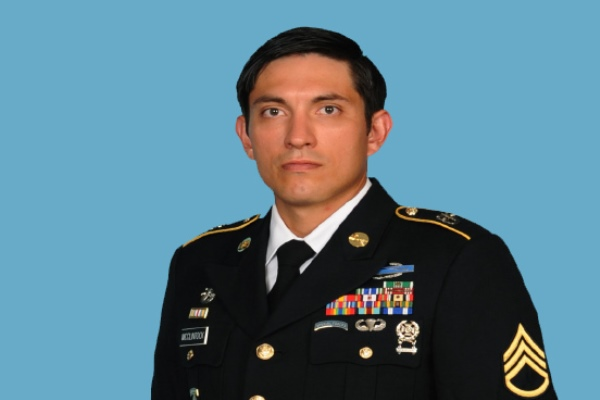 Staff Sgt. Matthew Q. McClintock, 30, of Albuquerque, New Mexico, a Special Forces engineer sergeant, died Jan. 5, 2016, in Marja, Afghanistan, from wounds suffered when the enemy attacked his unit with small arms fire. (US Army photo)