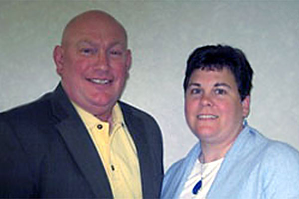 David and Lisa Morbeck