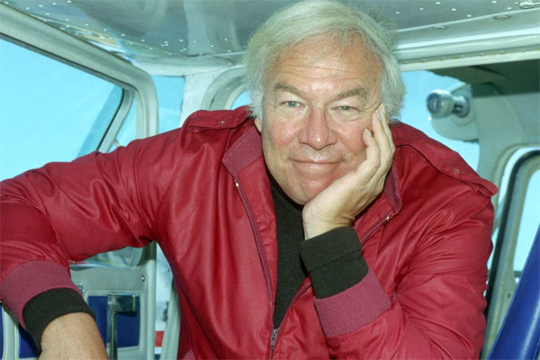 Actor George Kennedy