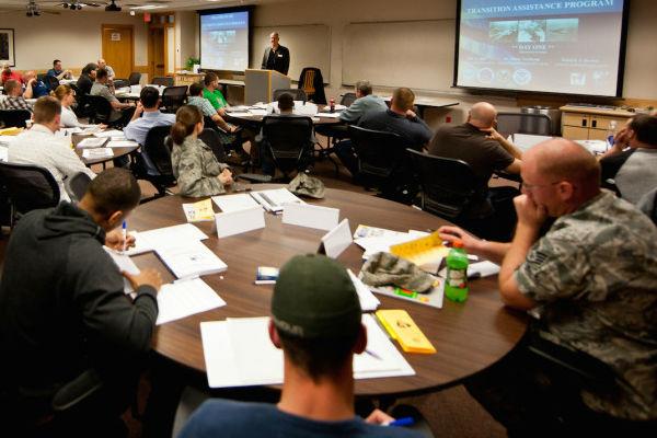 Air Force transition workshop