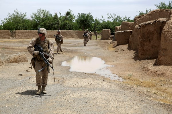 US Likely to Maintain Troop Levels in Afghanistan to Counter ...