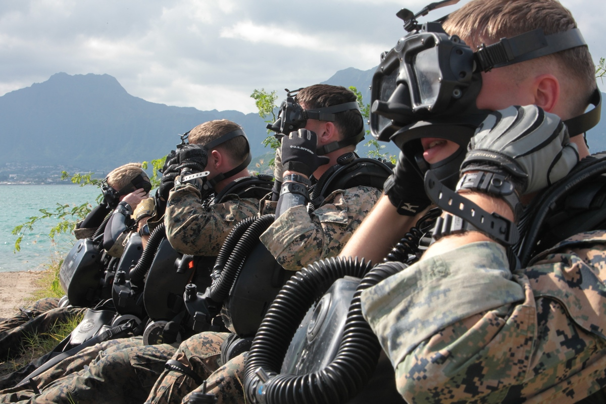 Marines in Pacific Banned from Water Activities After ...