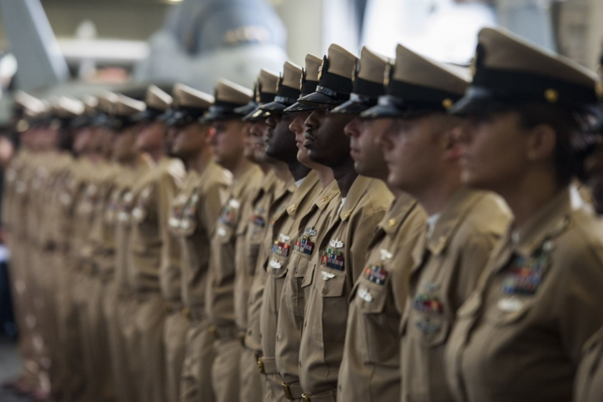 Navy Personnel Chief to Sailors: You Have a Voice in Ratings Overhaul