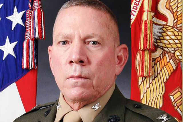 Colonel Accused of Child Sex Abuse Behind Bars After New Allegations