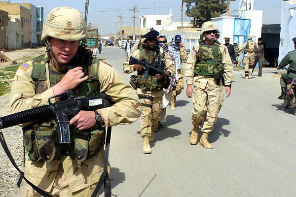 Military Jargon From Iraq and Afghanistan | Military.com