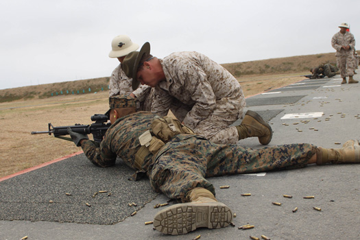 Marine Corps Weapons Qualification Course | Military.com