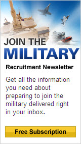Get the Join the Military Newsletter