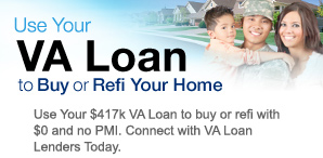 Find a VA Lender Today