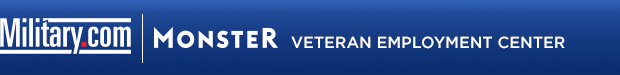 Military.com | Monster Veteran Employment Center