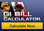 Military.com GI Bill Calculator