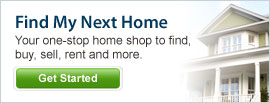 Find My Next Home - Your one-stop home shop to find, buy, sell, rent and more. Get Started