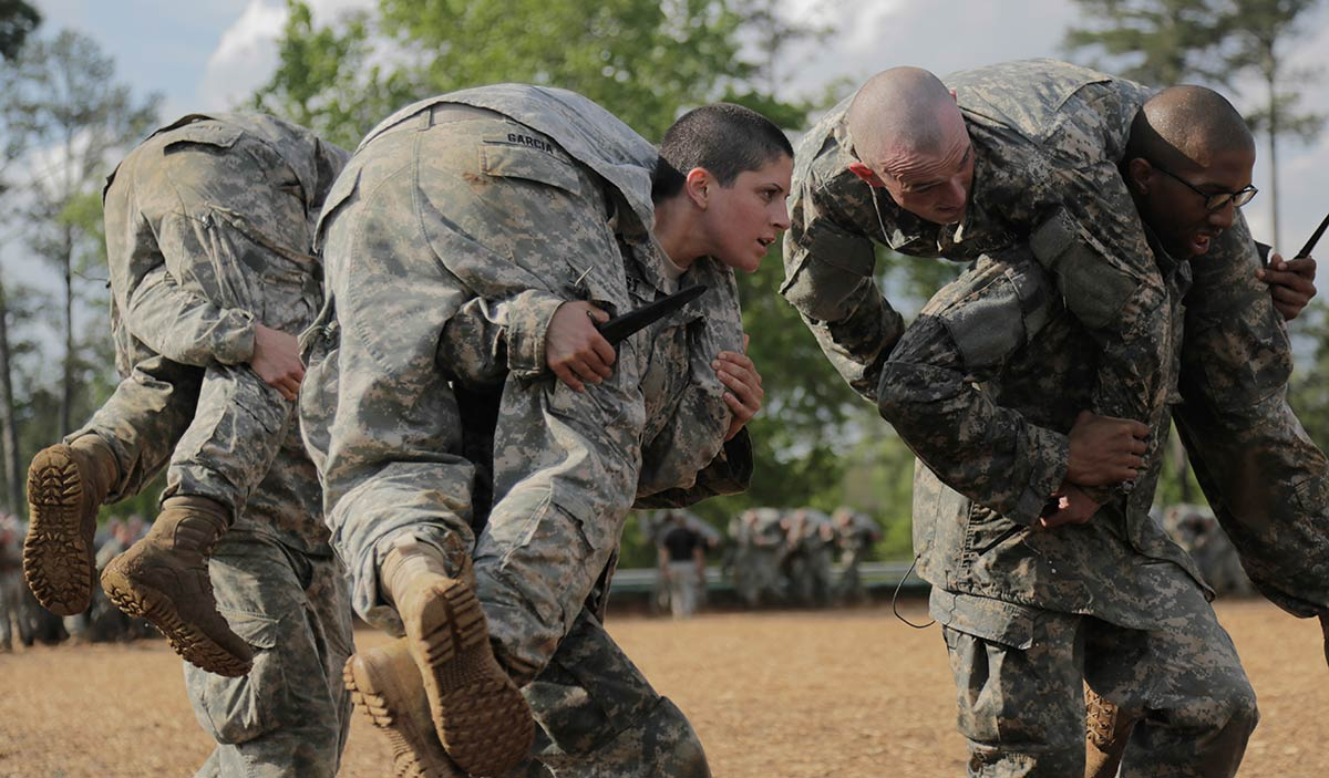 ranger women Army ranger school for women the contributions women have made to the  american military over the course of this nation's history are undeniably  substantial.