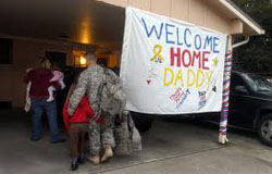 welcome home daddy 250x166