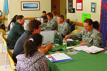 Program Supports IRR Soldiers, Families