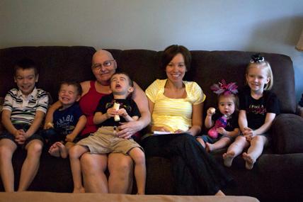 Oma's family