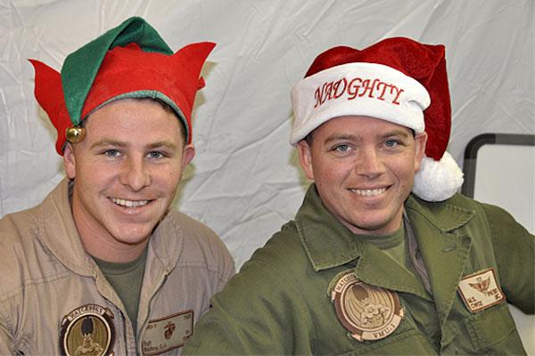 Christmas deployment