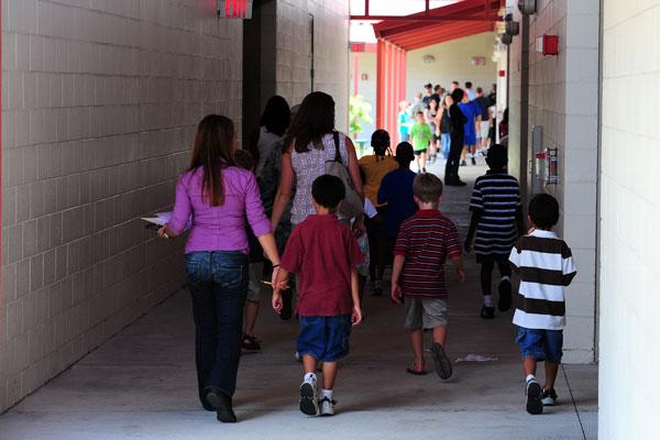 Leaving school