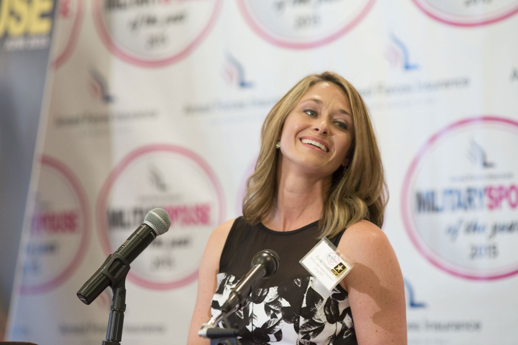 Army color casing ceremony script - Corie Weathers Gives Remarks After Receiving The 2015 Armed Forces Insurance Military Spouse Of The Year