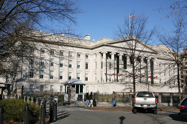 Treasury Department600
