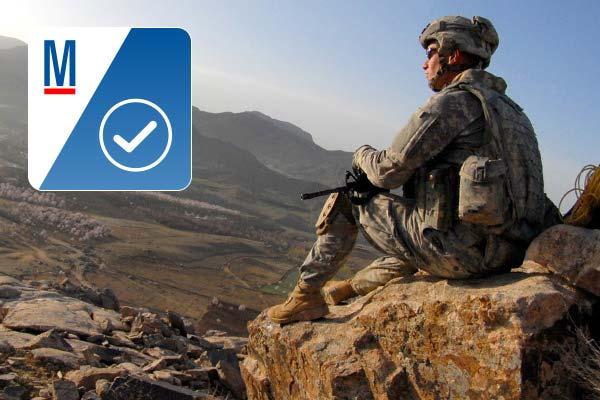 Military.com Transition App