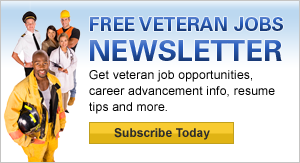 Veteran Jobs Newsletter